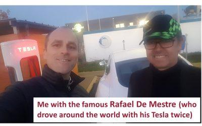Me with the famous Rafael De Mestre