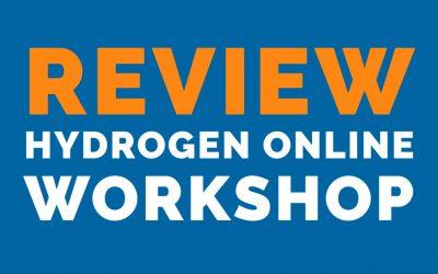 Review Hydrogen Online Workshop