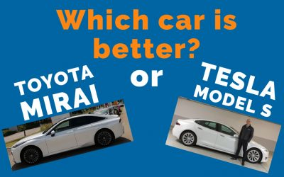 Which car is better: Toyota Mirai or Tesla Model S?